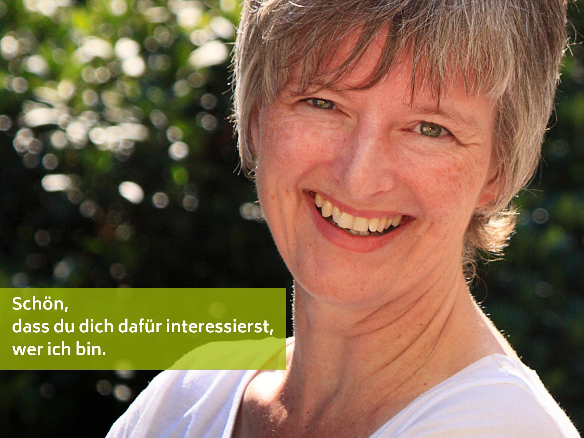 Claudia Rehder - Ein paar Worte über mich