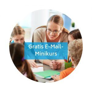 Hol dir meinen fünftägigen gratis E-Mail-Minikurs