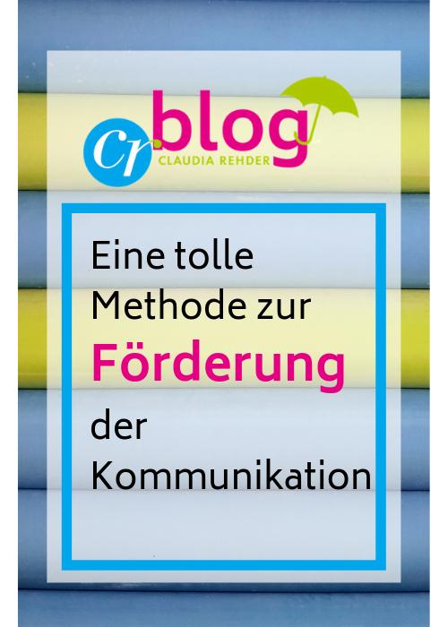 Blog-Beitrag - eine tolle methode zur Förderung der Kommunikation